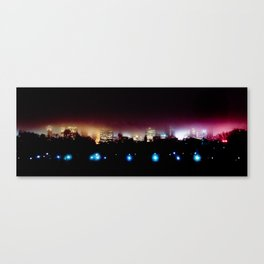 Midtown in the Cloud Canvas Print