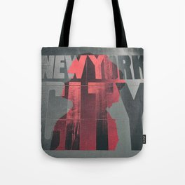 NEW YORK AFRO CITY Tote Bag