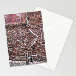 Gum Art Stationery Cards