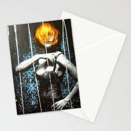 Came Back Haunted Stationery Cards