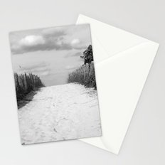 Path to Happiness Stationery Cards