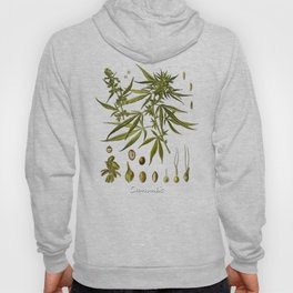 Cannabis #cannabis Hoody