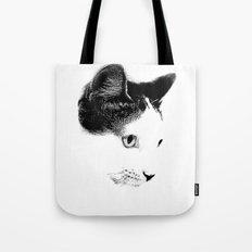 Keiichi Cat Tote Bag