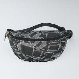 The Book Pile Fanny Pack