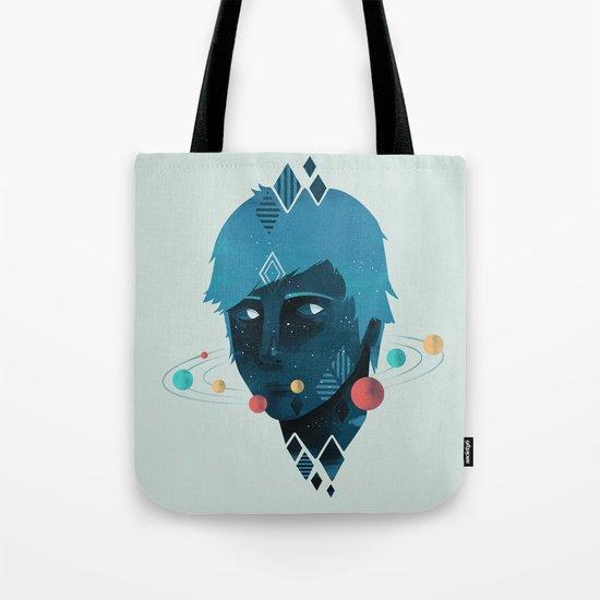 Mind/Space Tote Bag