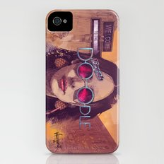 Welcome to the Fresh Doodle Slim Case iPhone (4, 4s)