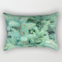 Thorns of Fir Rectangular Pillow
