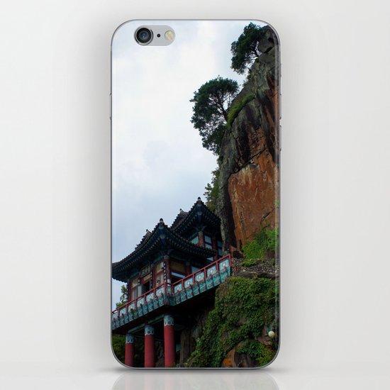Temple Sasung 7 iPhone & iPod Skin