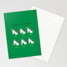 Unihorn 101 Stationery Cards