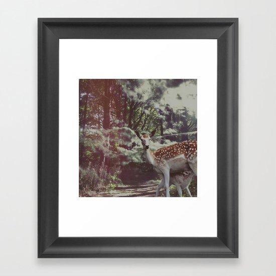 UMBR∆ #2 Framed Art Print