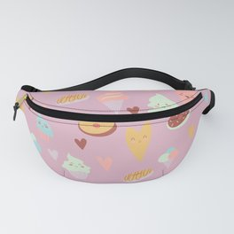 Cute Sweet Pattern Fanny Pack