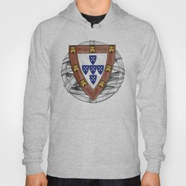 Old School Crest (Updated) Hoody
