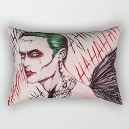 The Angel Joker (Limited Edition) Rectangular Pillow