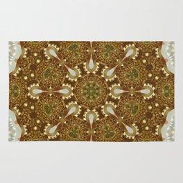 Fractal Carpet Mandala 28 Rug