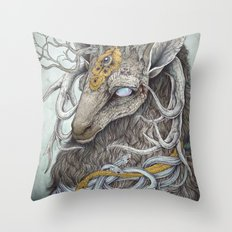 In Memory, as a print Throw Pillow