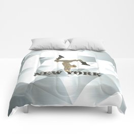 Gymnastics New York Comforters