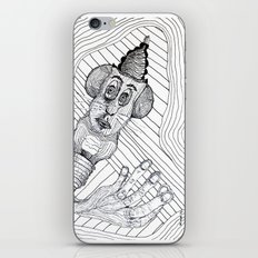 Mouse Fingers iPhone & iPod Skin