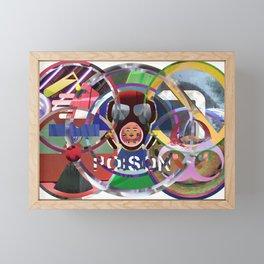 HAZMAT 03 Framed Mini Art Print