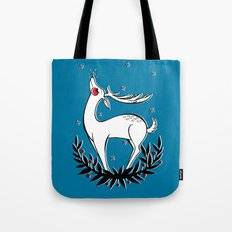 This Christmas Enjoy the Simple Things Tote Bag