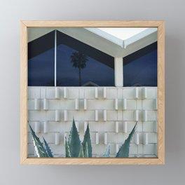 this modern life Framed Mini Art Print