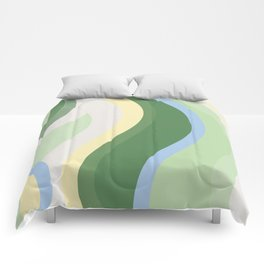 ABSTRACTLY... Comforters