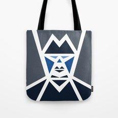 Five Triangle Faces - The Mafioso Tote Bag