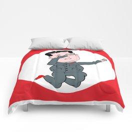 North Korea Dabbing Comforters