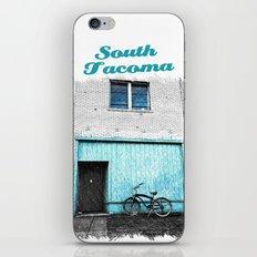 South Tacoma apartment iPhone & iPod Skin