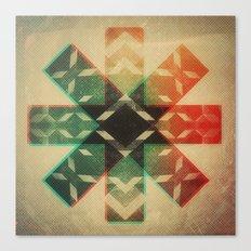 Technicolor Dream-o-Scope Canvas Print