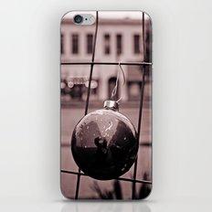 Street decoration iPhone & iPod Skin