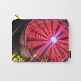 Spinning Your Wheels the ferris wheel carnival ride Carry-All Pouch
