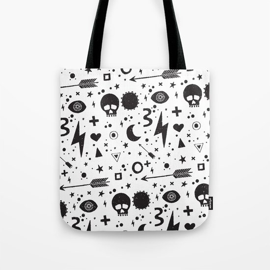 Weapons of weariness Tote Bag
