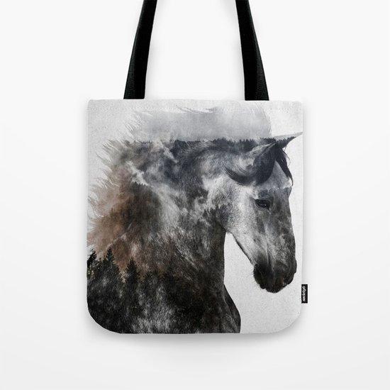 Proud Stallion alt. version Tote Bag