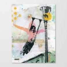 Choisir Canvas Print