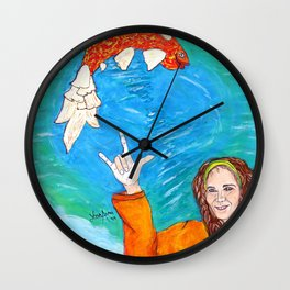Hey Jude, this One's for You... Wall Clock