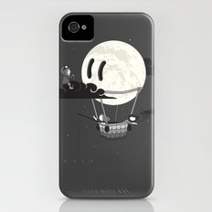 You Should See The Moon In Flight Slim Case iPhone (4, 4s)