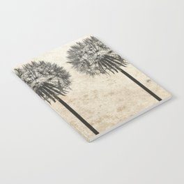 Dandelions Notebook