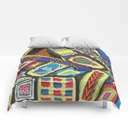 KIZOBA ZOBA Comforters