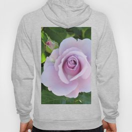 Bloom and Buds Paling to Purple Hoody