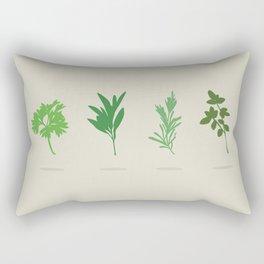 Scarborough Fair Rectangular Pillow