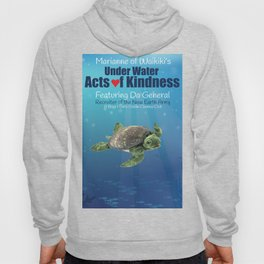 Under Water Acts of Kindness: Da General Hoody