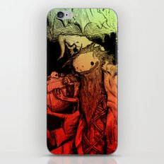 Necromance with Me iPhone & iPod Skin