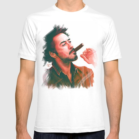 Mr Downey, Jr. T-shirt