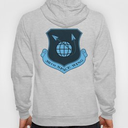 Space Force - Space Wing (Blue) Hoody