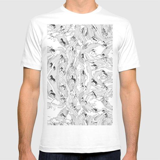 Zebra Cowboys T-shirt