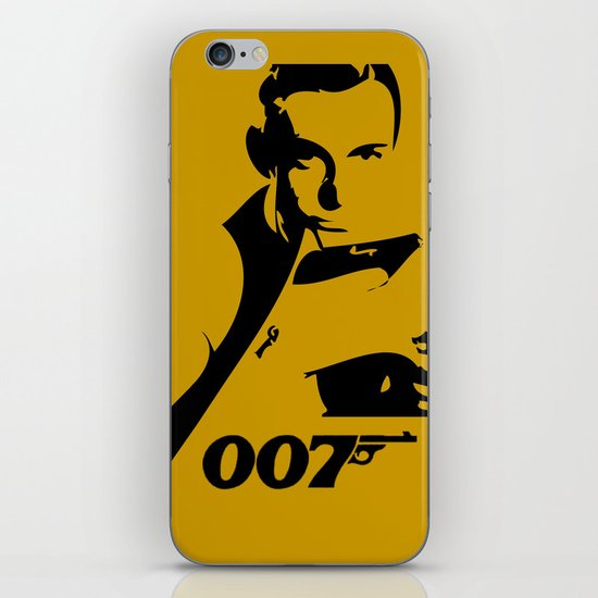 007 James Bond iPhone & iPod Skin