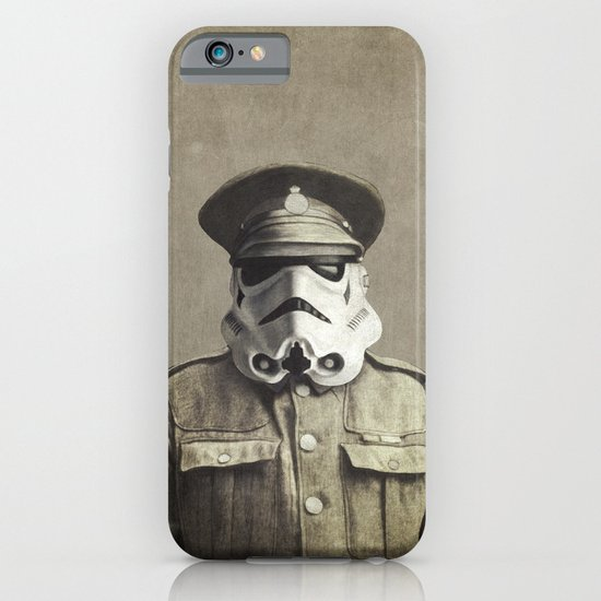 Sgt. Stormley  iPhone & iPod Case