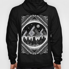 Touch the Mountains Hoody