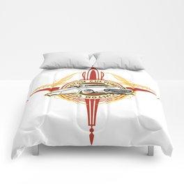 custom lead sled tee Comforters