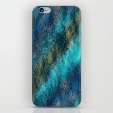 Slab Aquarian iPhone & iPod Skin